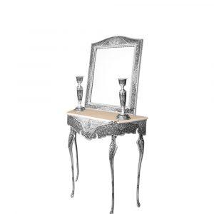 آینه و میز قلم زنی عروس