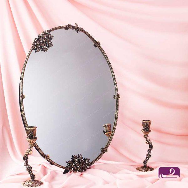 آینه شمعدان سفره عقد