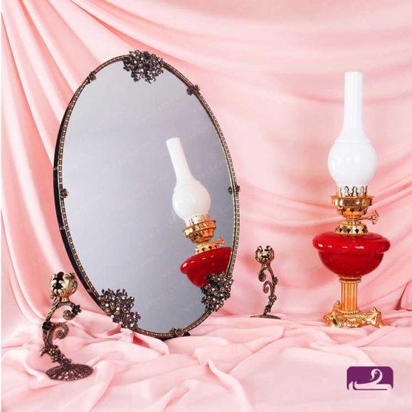 آینه شمعدان عروس