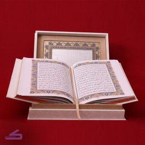 قرآن و جا قرآنی برای عروس دارای آینه