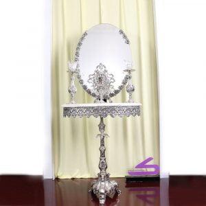 سرویس کامل آینه و شمعدان