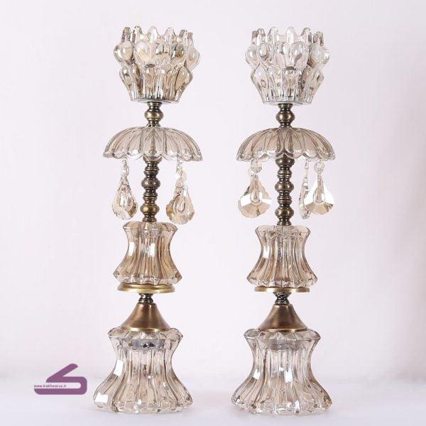 شمعدان کلاسیک آویز دار
